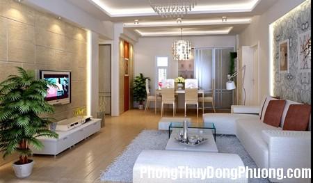 phongthuyphongkhach2 Mẹo bố trí phòng khách đem lại tài vượng