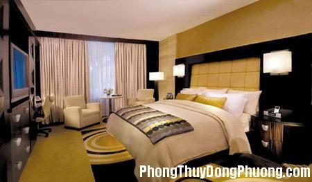 2705 giuongvochong3 Bố trí phòng ngủ vợ chồng hợp phong thủy