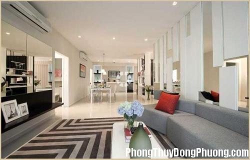 3046 ttam Phong thủy bài trí cho trung tâm của ngôi nhà