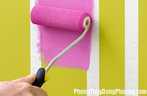 huong dan son nha Chọn màu sơn nhà hợp với bạn