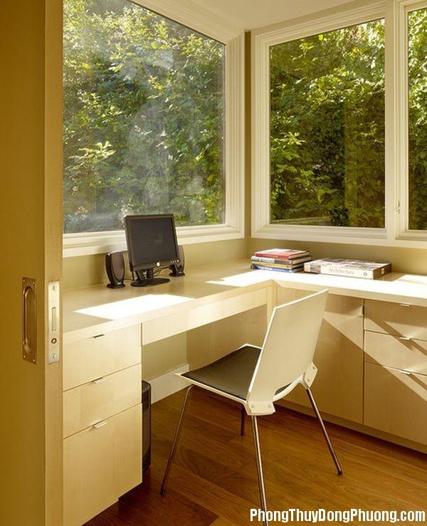 news.42017.1 Phòng làm việc và phòng ngủ nên tách rời