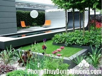 phongthuy 7 Sân vườn hợp phong thủy