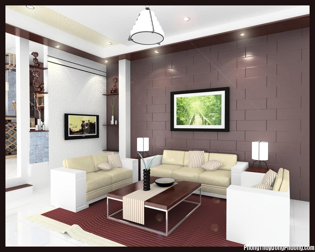 phuongquang 222 5274 Phong thủy hóa giải cho các góc trong nhà ở