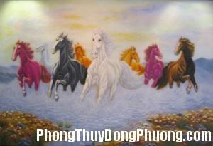 2403 ngua2 Biểu tượng ngựa trong phong thủy