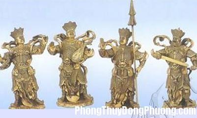 2454 thienvuong Bảo vệ gia đình bạn với Tứ đại thiên vương