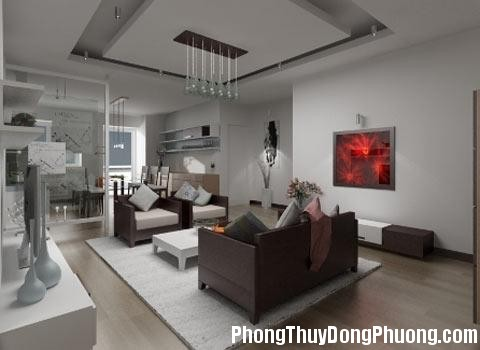 2576 nhachungcu2 Phong thủy chuẩn cho căn hộ chung cư