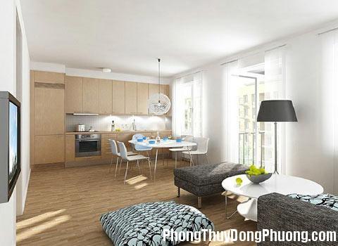 2576 nhachungcu5 Phong thủy chuẩn cho căn hộ chung cư