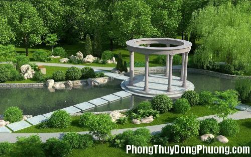 2648 nhavuon Phong thủy hài hòa trong nhà vườn