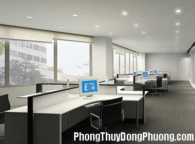 090918150147 792 808 Phong thủy phòng làm việc tác động đến năng suất và hiệu quả