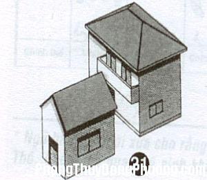 2028 kieunha2 Đoán cát hung của gia chủ qua kiểu nhà ở