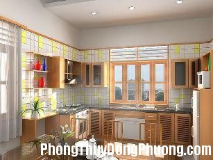 2264 huongtaynam Nhà bếp không nên đặt hướng Tây Nam