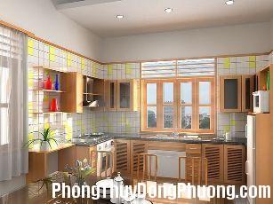 2264 huongtaynam1 Tránh đặt giếng nước gần bếp nấu