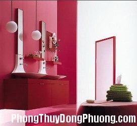 2292 sacmau Chọn màu sắc hợp phong thủy cho phòng tắm
