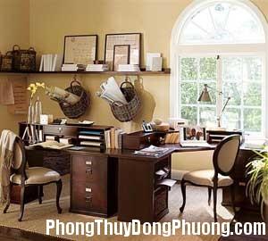 luuyphonglamviecnha3 Những lưu ý khi thiết kế phòng làm việc tại nhà