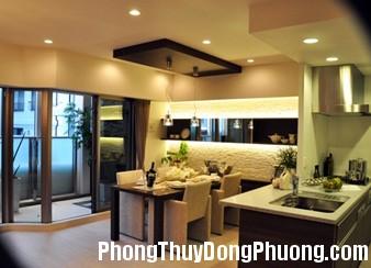 thietkethongdenchieusangtheophongthuy4 Bài trí đèn đẹp và hợp phong thủy trong nhà ở