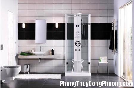 03 257429 1388972341 Phòng tắm nên đặt chỗ kín, cách xa cửa chính