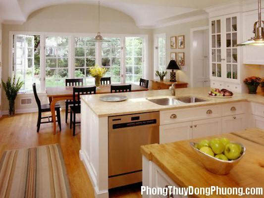 245 Cách sắp đặt đồ dùng nhà bếp giúp tránh Thủy Hỏa xung khắc