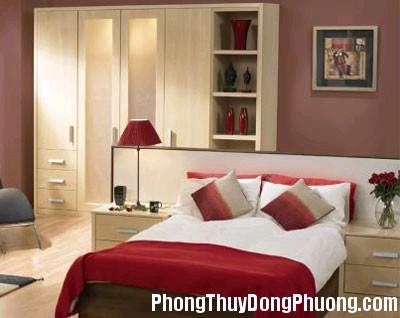 655469 Cách đặt giường hợp phong thủy hiện đại
