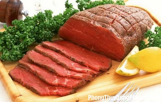 an thit bo Giải mã các bí ẩn giấc mơ thấy ăn thịt bò
