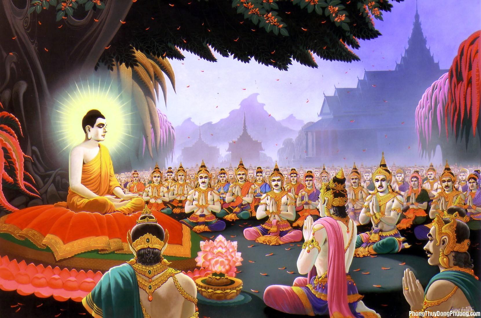 dao phat Giải mã các bí ẩn giấc mơ liên quan đến Phật giáo