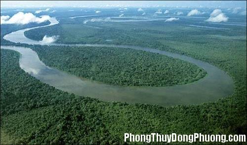 dong song Giải mã các bí ẩn giấc mơ thấy con sông