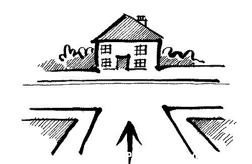 dung xem thuong mui ten doc trong phong thuy3 Mũi tên độc trong nhà ở và cách hóa giải