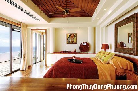 feng shui bedroom layout 733881 1388973365 Bố trí phòng ngủ giúp tinh thần được thoái mái