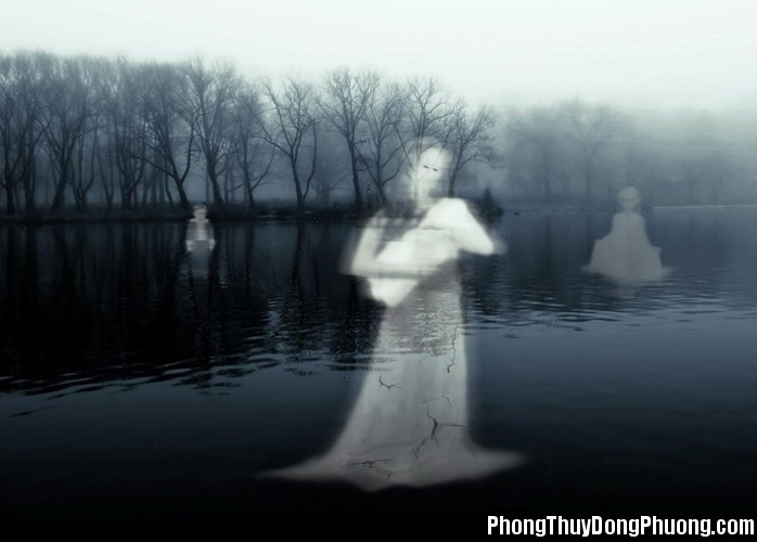 hon ma Giải mã các bí ẩn giấc mơ thấy gặp hồn ma