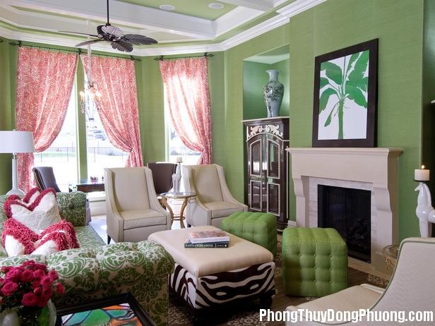 k7 1372945988 Ý nghĩa các màu sắc sơn nhà theo phong thủy