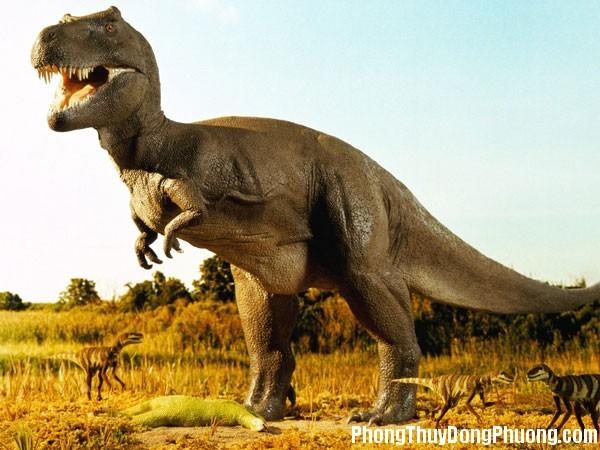 khung long Giải mã các bí ẩn giấc mơ thấy con khủng long