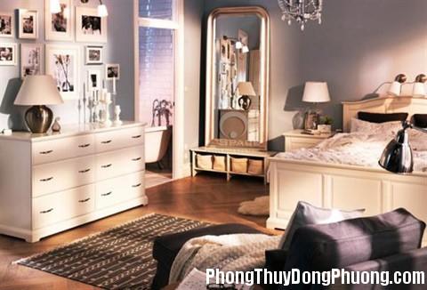 phong thuy khong gian nho 5 123221 1388971099 Phong thủy chuẩn cho phòng ngủ nhỏ