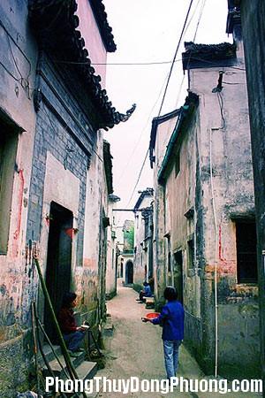 phong thuy nha cuoi ngo Phong thủy của những ngôi nhà ở cuối ngõ