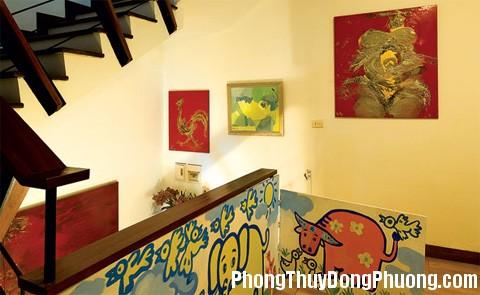 tranh tuong1 430694 1388972814 Cách chọn và bài trí tranh tượng trong nhà theo phong thủy