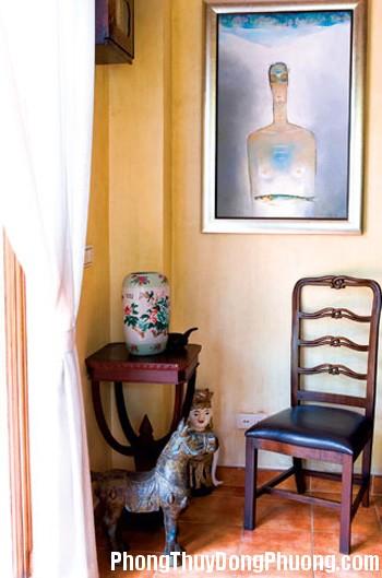 tranh tuongt1 380177 1388972815 Cách chọn và bài trí tranh tượng trong nhà theo phong thủy