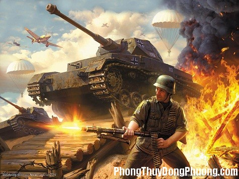 war trinhtuan giaoducvietnam Giải mã các bí ẩn giấc mơ thấy Chiến tranh Thế giới