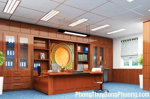 xem phong thuy phong lam viec ban lam viec theo nhung nguyen tac nao phan 11 Phong thủy cho phòng làm việc của lãnh đạo