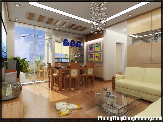 0036 Những biện pháp khắc phục điểm xấu của căn hộ chung cư