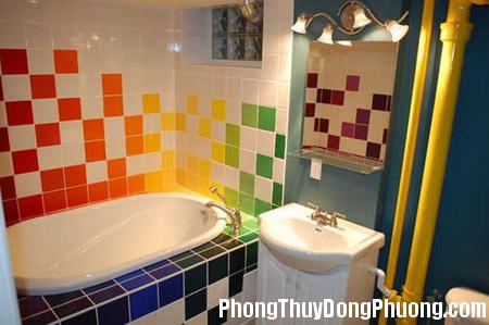 huong dep cho nha tam 2 Cách xác định hướng tốt cho phòng tắm