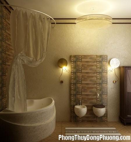 huong dep cho nha tam 3 Cách xác định hướng tốt cho phòng tắm