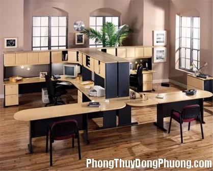 phong thuy van phong3 Vận dụng phong thủy trong văn phòng làm việc
