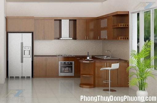diem danh 12 dieu kieng ki khi thiet ke phong bep1 12 Điều kiêng kỵ khi thiết kế nhà bếp