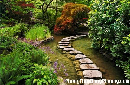 loi di trong san vuon 5 Phong thủy cho lối vào vườn