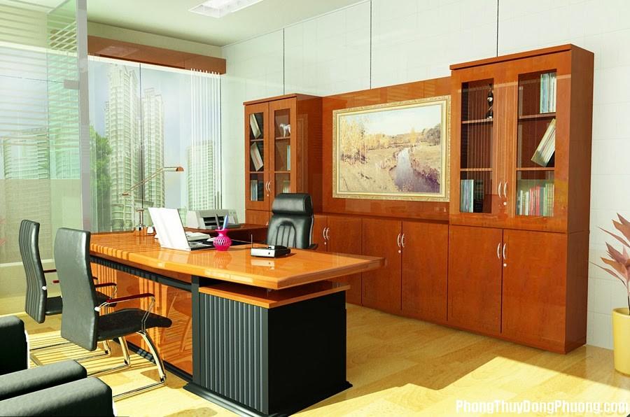 meo phong thuy giup cai thien goc lam viec phong thuy Phong thủy giúp cải thiện vận may về công việc và tài lộc