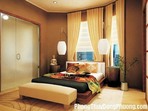 can bang phong ngu 7 Bước đơn giản để có phòng ngủ tốt theo phong thủy