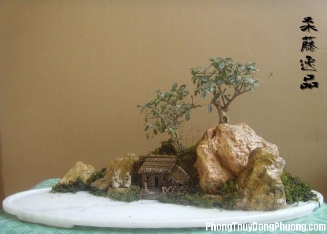 daphongthuy Lợi và hại khi dùng đá phong thủy trang trí phòng khách
