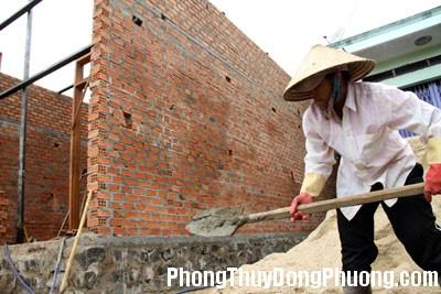 kieng xay nha  Có nên động thổ xây nhà khi vợ đang có bầu không ?