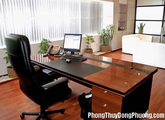 van phong lam viec Ứng dụng phong thủy trong bài trí văn phòng công ty