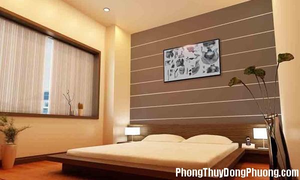 giuongngu1 0073 Vì sao không nên kê giường ngủ ở giữa phòng