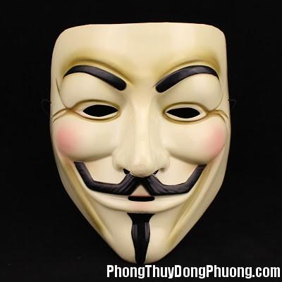 guyfawkesmask Có nên treo mặt nạ trong nhà không ?