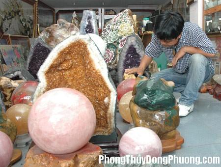 phong thuy nha o 1 1 Những loại đá không nên bày trong nhà ở